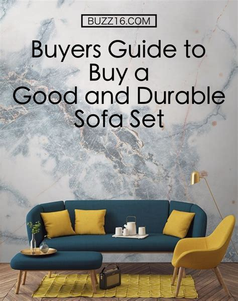 good place to buy a couch buyers guide to buy a good and durable sofa set