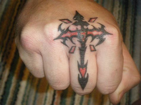 finger tattoos cross cross tattoos for the best and simple inspiring