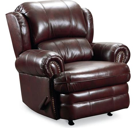 Lane Recliner Hancock Leather Rocker Chair Ebay