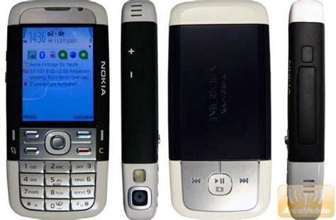 Nokia Launches 5700 Xpressmusic With Dedicated Chip by Nokia 5700 Xpressmusic Nokia Museum