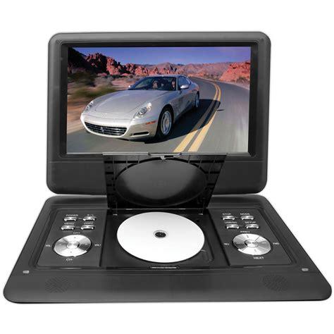 Remote Portable Gmc pyle home pyle home 14 quot portable dvd player pdh14 b h photo