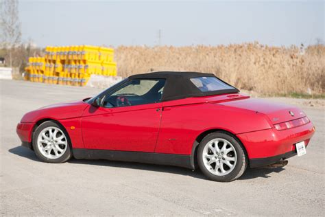 Alfa Romeo For Sale In Usa by 1998 Alfa Romeo Spider For Sale Rightdrive Usa
