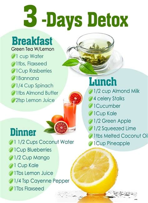 3 Day Detox Drink by 310 Best Ideas About Detox On Liver Cleanse