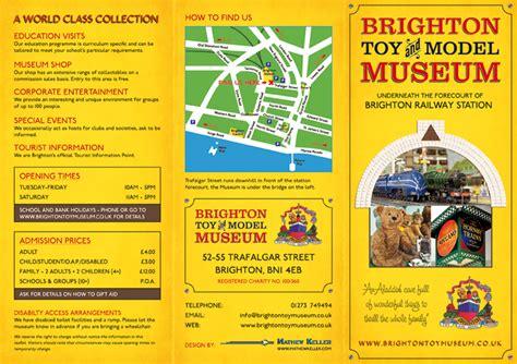 design museum leaflet mathew keller design art direction photography