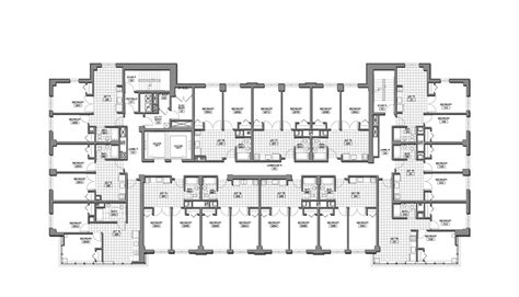 floor plan picture plans 187 student residence 187 bumc