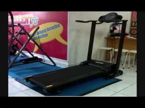 jual treadmill elektrik xt 244 terbaru di jakarta alat fitness treadmill 3 fungsi di jakarta