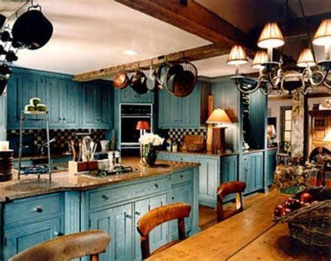 country blue kitchen blue country kitchen designs the interior design