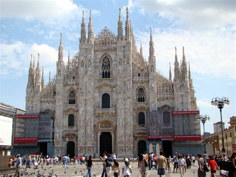 milan tourist attractions milan italy travel guide and travel informations