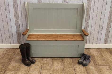 antique bench shoe storage furniture for sale bench with shoe rack handmade in pine bespoke monks bench