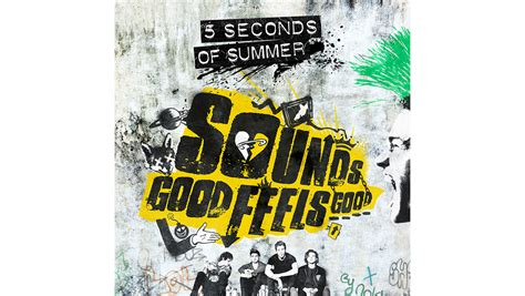 good feels good album cover 5 seconds of summer sounds sounds good feels good