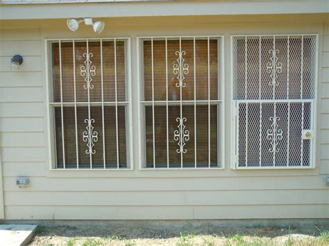 burglar bars custom burglar bars for excellent home
