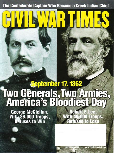 director army of the potomac abridged annotated books civil war times illustrated september 2006 tocwoc a