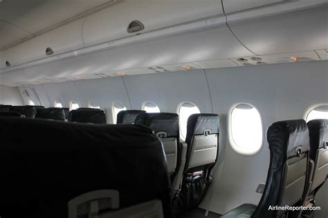 flight review frontier airlines q400 from denver to aspen