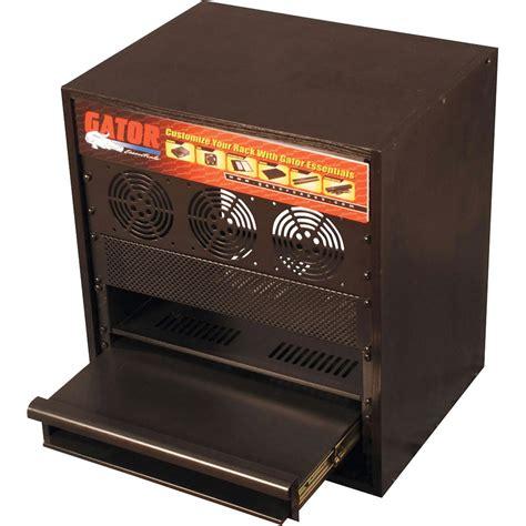 gator cases gr studio16u 16u studio rack cabinet gr studio 16u