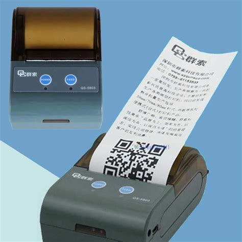 Mobile Portable Mini Printer Thermal Bluetooth mini bluetooth thermal mobile receipt printer wireless portable with battery kj ebay
