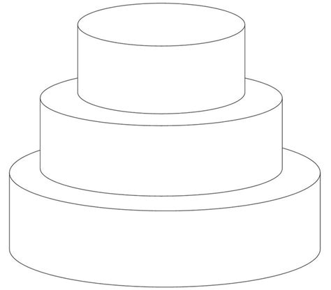 11 Best Cake Templates Images On Pinterest Cake Sketch Cake Templates And Cake Business Design A Cake Template