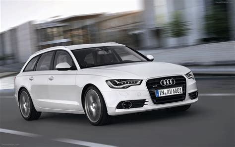 Audi A 6 Kombi by Audi A6 Avant 2012 Widescreen Exotic Car Wallpaper 09 Of