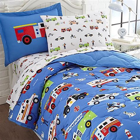 olive kids bedding olive kids heroes 5 piece twin bedding set in blue bed