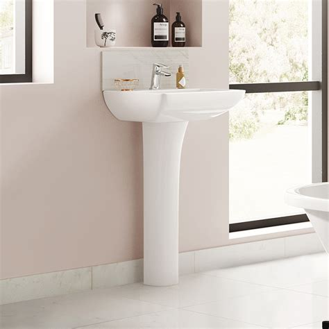 deals on bathroom suites voss 1650 freestanding bathroom suite with taps and wastes