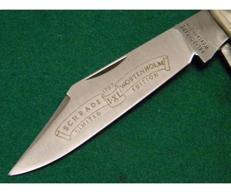 ixl sheffield knives schrade wostenholm ixl sheffield big wood stockman