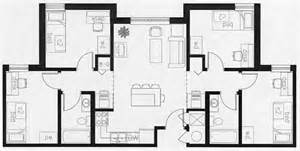 Bedroom Chair Plans Residential