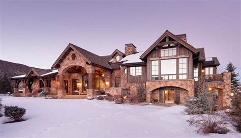1013 Best Images About Log Homes And Design Ideas On Luxury Homes For Sale In Aspen Colorado