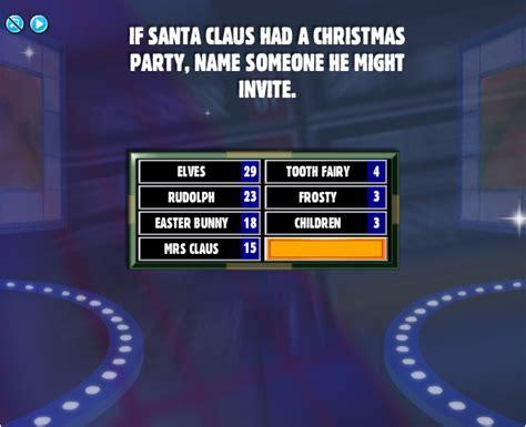 facebook family feud cheats if santa claus had a