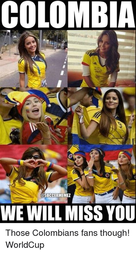 Colombian Memes - 25 best memes about colombia soccer colombia soccer memes