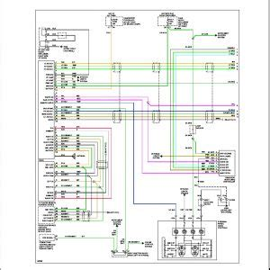 chevy malibu wiring schematic  wiring diagram