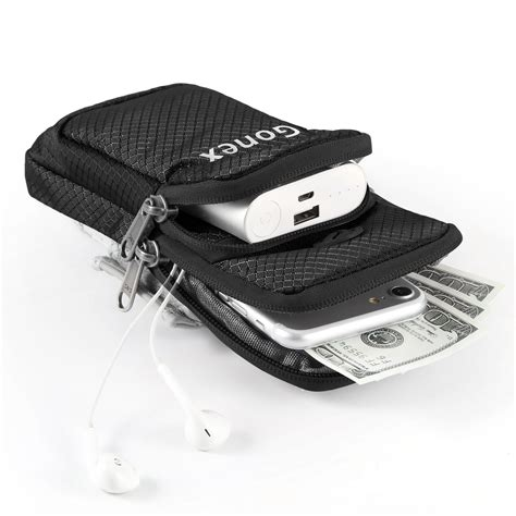 Wrist Phone Holder Kantong Hp Bag Phone outdoor cycling sport running wrist pouch leg arm bag