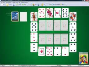 Download free regular solitaire card games