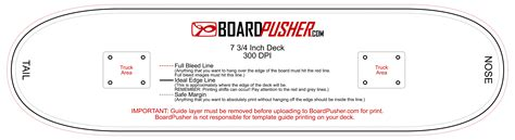 longboard truck template boardpusher help design tips design your own skateboard