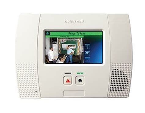 honeywell wireless lynx touch l5200 home automation security