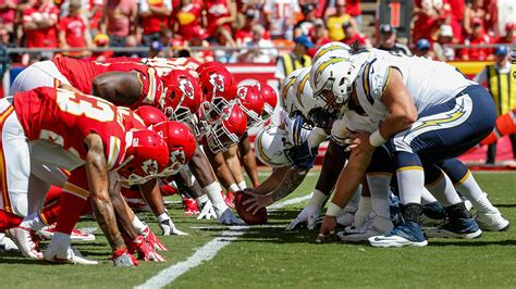 chargers vs chief los angeles chargers vs kansas city chiefs nfl odds og