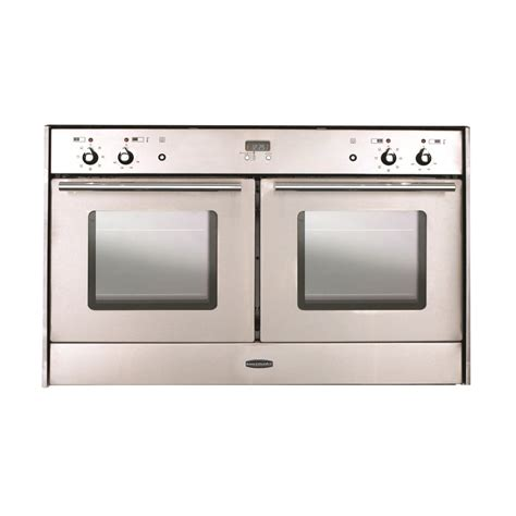 side by side ovens toledo 110 freestyle electric side by side built