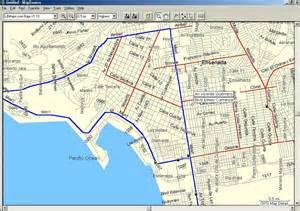 map of ensenada baja california ensenada detail map gps calycanto