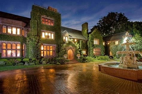 famous homes world of architecture nicolas cage house bel air los