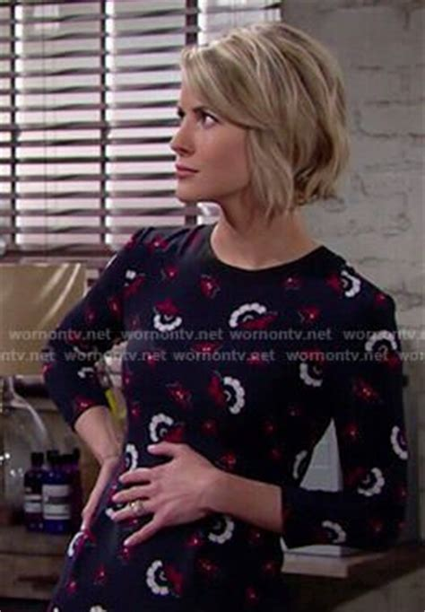 bold and the beautiful hairstyle for caroline forrester 1000 images about linsey godfrey on pinterest the bold