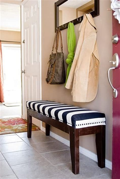 entry bench with mirror 15 diy entryway bench projects entry ways the mirror