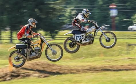 ama motocross registration registration for racing at ama vintage motorcycle days