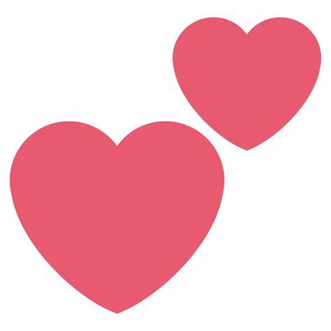 imagenes de corazones encadenados archivo twemoji 1f495 svg wikipedia la enciclopedia libre