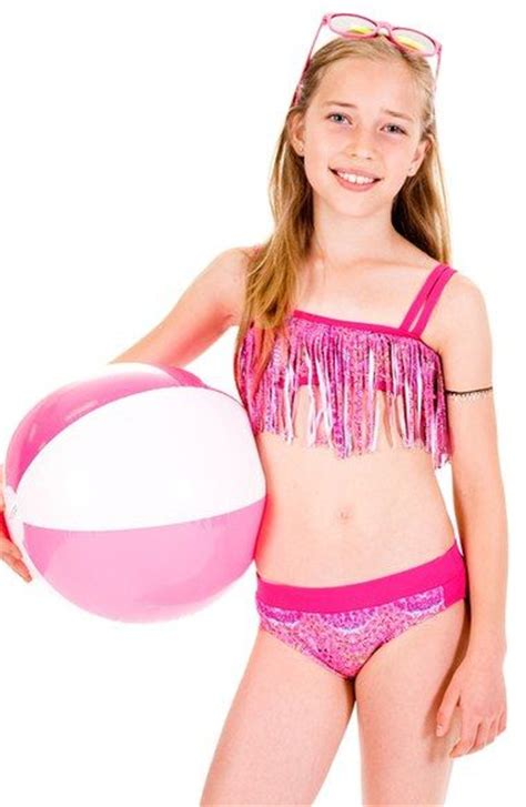 underage girls swimwear preteen girls swimwear girls fun bikini by limeapple