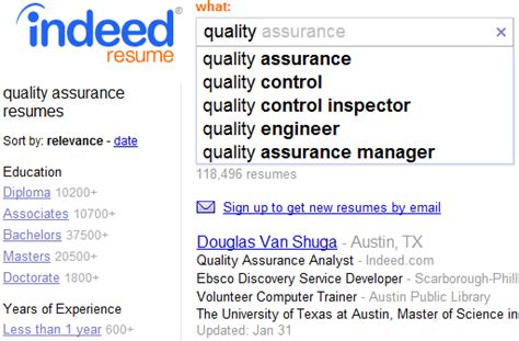 Indeed Resume Search by Indeed Resume Free Open Search 1 Per Contact