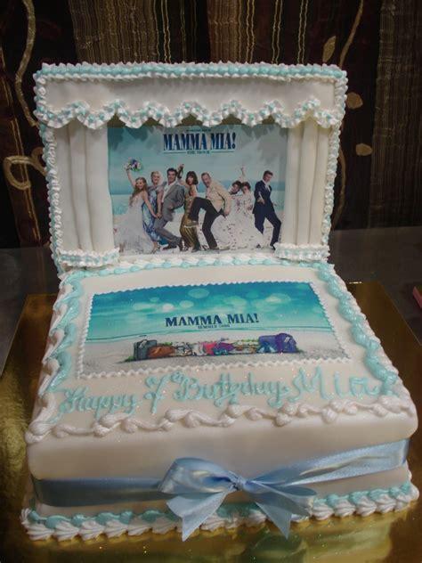 cake mamma mia