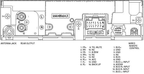 pioneer deh 1300mp car stereo wiring diagram pioneer