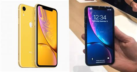 Iphone Xr New Features by Take A Look At The Apple S New Iphone Xr And It S Features Laughing Colours