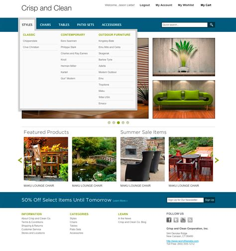 html ecommerce themes crisp and clean ecommerce html theme by gothemeteam