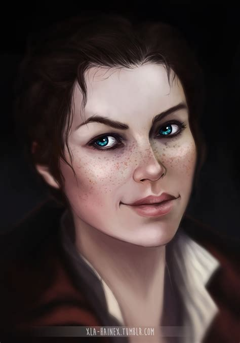 evie frye by xla hainex on deviantart