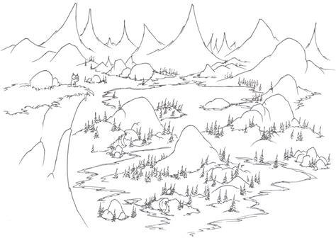 imagenes de ecosistemas faciles para dibujar dibujos para pintar faciles dibujos chidos