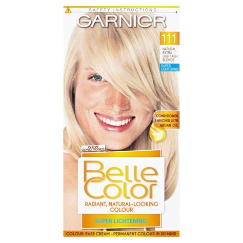 Toner Garnier Light garnier color permanent 111 light ash